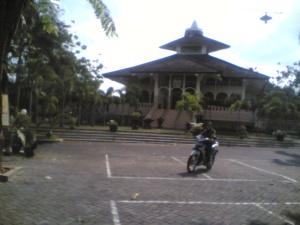 masjid kampus unnes